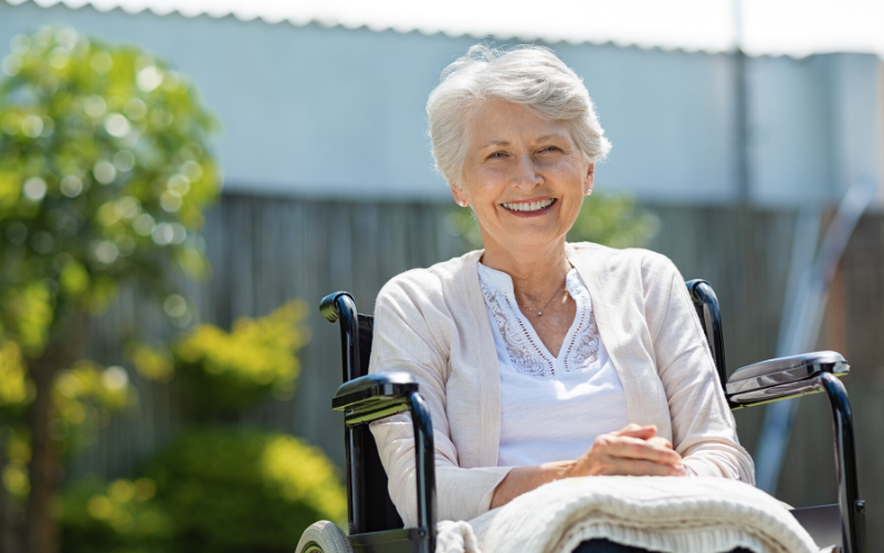 7 Benefits of Foot Care for Seniors