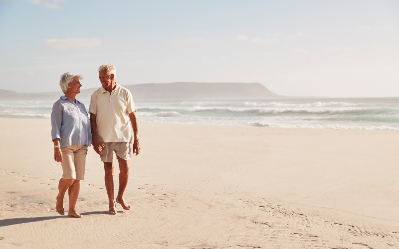 Retire At Home: 65 Retirement Tips for a Healthy, Wealthy, and Happy Retirement!