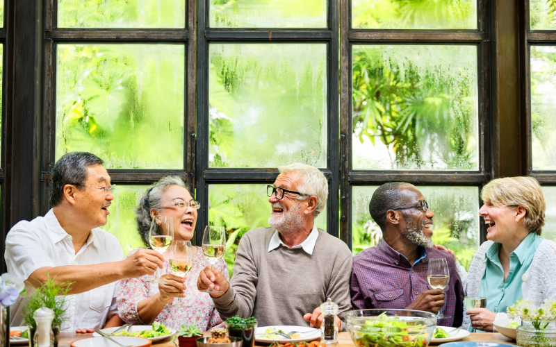 Meal Preparation For Seniors: 10 Easy and Healthy Recipes for Seniors